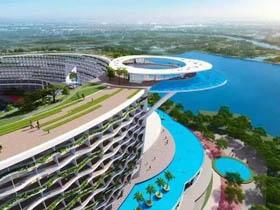 投资280亿!中国曹山未来城在溧阳奠基