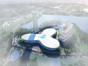 溧阳曹山未来城(会展中心部分)规划建筑设计方案公示