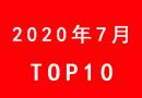 2020年7月常州住宅销售TOP10出炉(包含溧阳)
