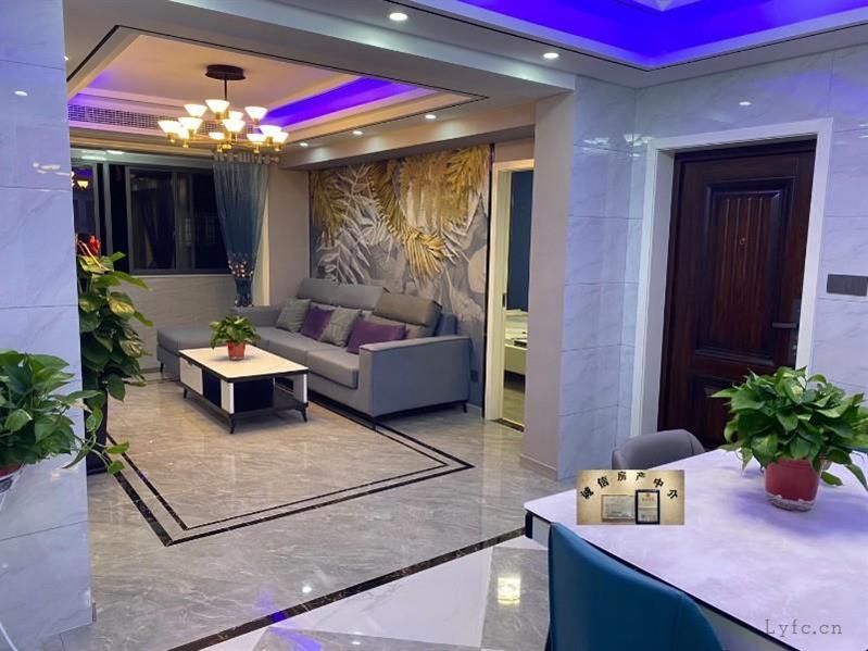 (全屋智能好房)燕山东苑储上一楼三室两厅豪华新装送储藏室