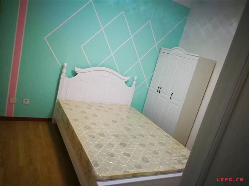幸福城精装2房/2厅/1卫朝南好房1700元/月