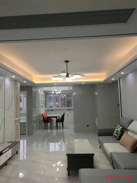城西佳苑1/5楼92平米高档全新装修72.8万送储藏室20平米大家一手
