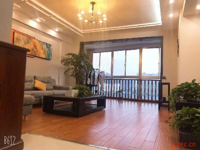 嘉丰新城三区9楼144平方322型豪华装修199.8万一手