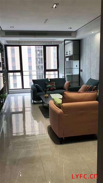 甘露茗苑一区商品房10楼106平方321型豪华装修148.8万一手