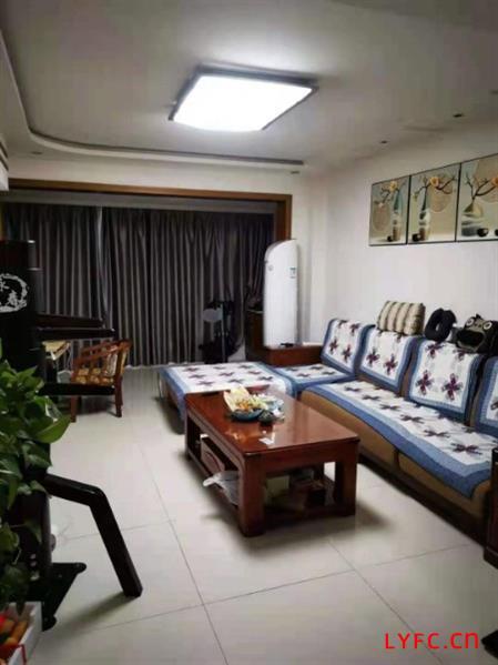 金水苑3居室精装修