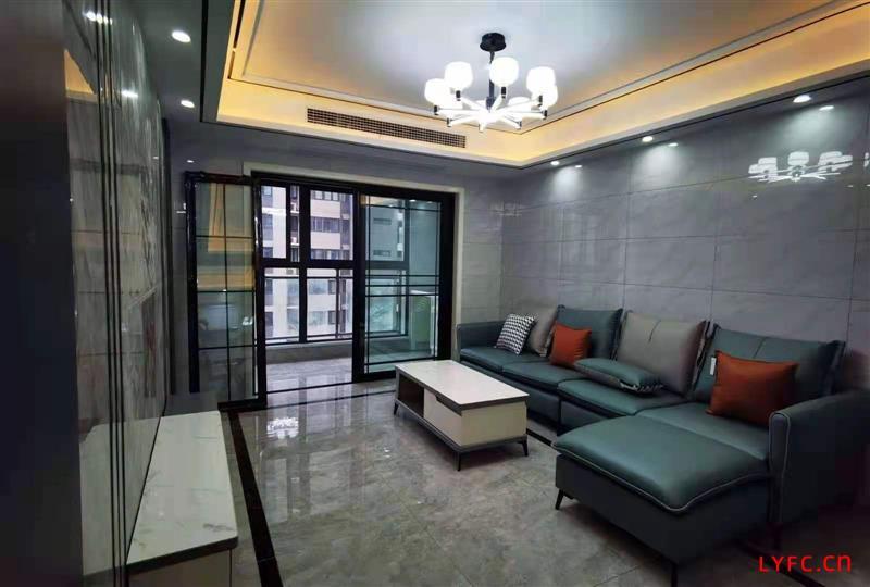 幸福城北苑17楼100平米豪华新装96.8万
