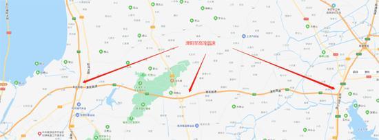 江苏西南部路网优化,溧阳至高淳高速公路通过交工验收!