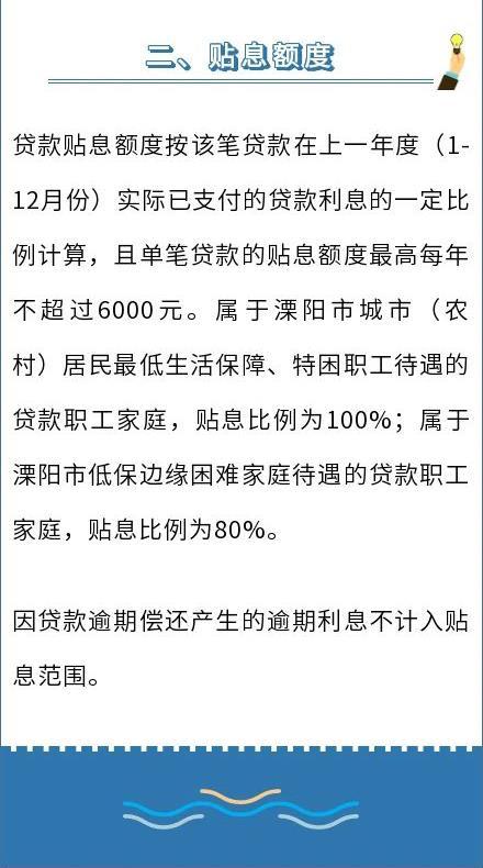 关于开展2021年度溧阳市低收入家庭住房公积金贷款贴息工作的公告